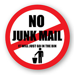 how to avoid email sent to junk box